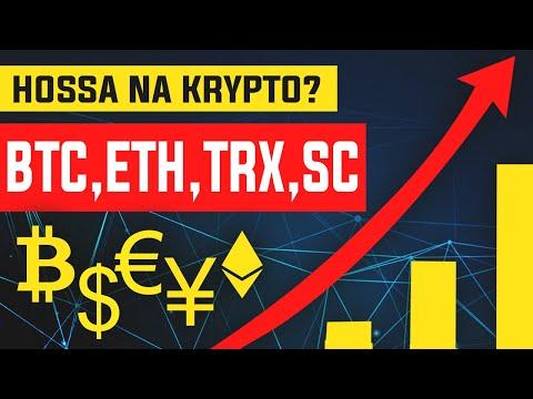 Hossa na krypto? Analiza techniczna Bitcoina, Ethereum, Trona i Siacoin ⚡️📈 [39]