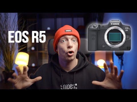 EOS R5 – Is it too good to be true?