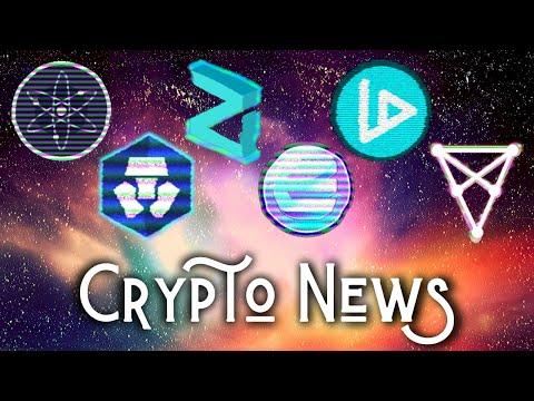 CRYPTO NEWS – SGD on Zilliqa | ENJ Mainnet | Cosmos ATOM on Crypto.Com | V-ID in Review | Chiliz CHZ