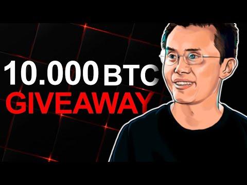 Binance News   Big Interview & Price Prediction Bitcoin
