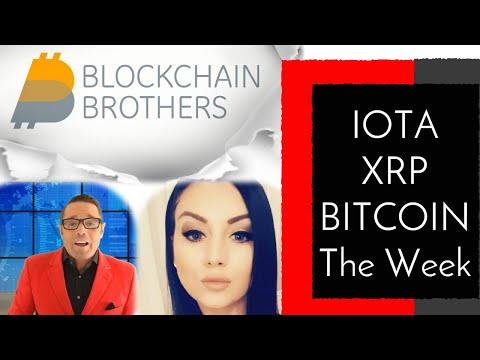 250.000 für Bitcoin 2020? IOTA Einbruch,  Aussage zu XRP  Bitmex Flash Crash     #blockchainbrothers