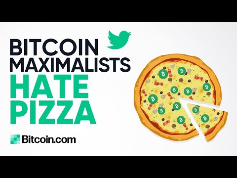 What? Is that a joke? – Bitcoin maximalists hate pizza – Roger Ver