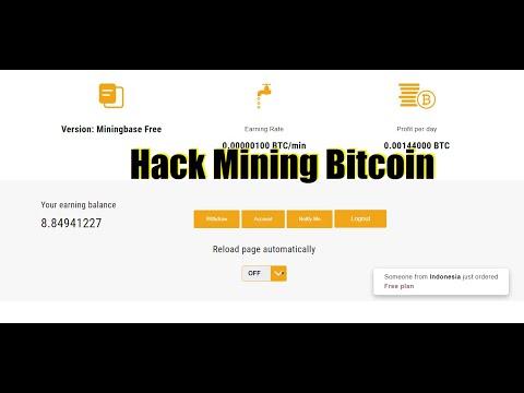 Miningbase.cloud hack Mining Bitcoin Free $$$