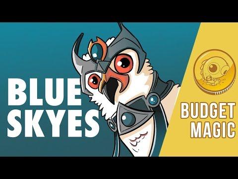 Budget Magic: $65 (20 tix) Blue Skies (Pioneer, Magic Online)