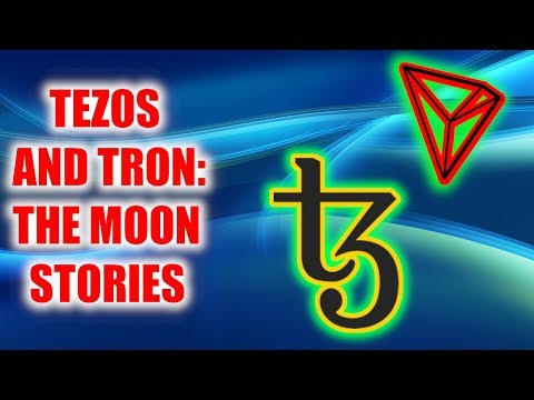 Tezos (XTZ) and TRON (TRX) Have Mooned, What is Next? Crypto Technical Analysis