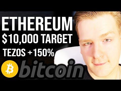 ETHEREUM $10,000 INEVITABLE!!! +150% Tezos (XTZ) Rally – Programmer explains