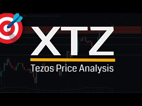 Tezos XTZ Price Prediction & Analysis Today | XTZ Analysis | February 2020 🏮