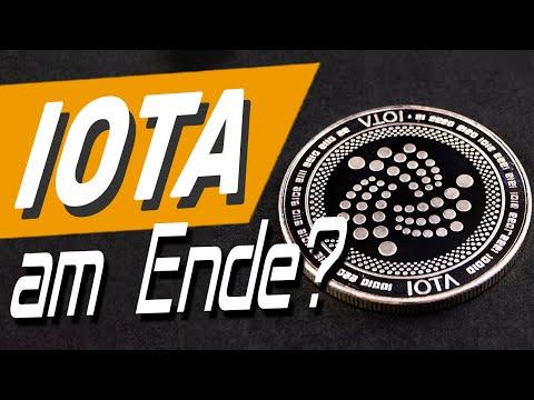 IOTA gestoppt – Projekt vor dem Aus?
