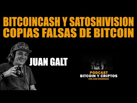 Bitcoin Satoshi Vision y Bitcoin Cash son ESTAFAS, CUIDADO!!!