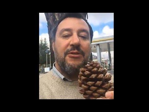 Salvini – Voglio un'Italia dove nessuno sia dimenticato (19.02.20)