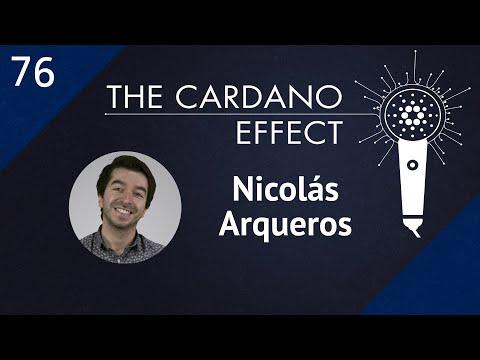 DeFi, Cardano Foundation, and Business with Nicolás Arqueros   TCE 76