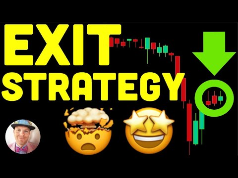 BITCOIN EXIT STRATEGY – WHAT THEY'RE NOT TELLING YOU (btc crypto live news price analysis today ta)