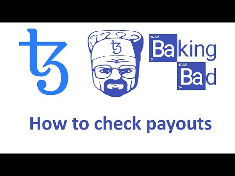 Baking Bad: How to check Tezos delegation rewards and payments