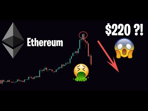 BITCOIN CORRIGE ENCORE ?! ETHEREUM DUMP DIRECTION $220 ??! – Analyse Crypto XRP LTC Altcoin – 18/02