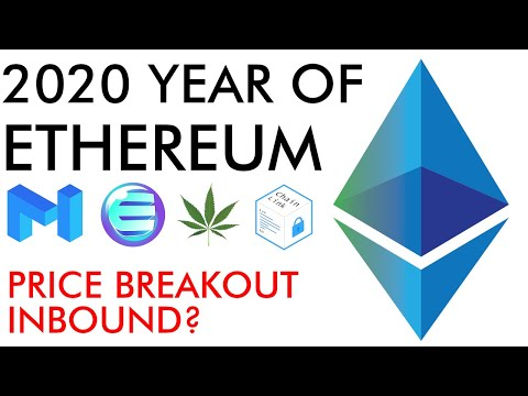 2020 The Year Of Ethereum – Price Breakout Inbound?