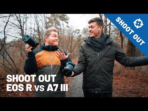 De Shoot Out #2 – Sony A7iii vs Canon EOS R – Kamera Express