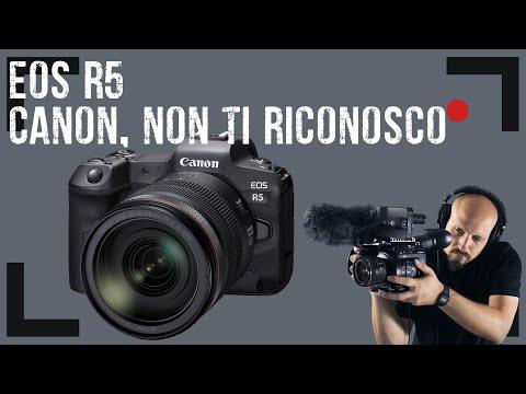 #22 EOS R5   Canon è impazzita!