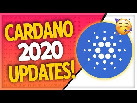 Cardano 2020 (ADA Staking Pool, Cardano Staking, & more) w/ Rick McCracken