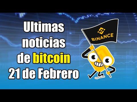 Binance sin permiso en malta?, Bitcoin Cash se va dividir?, Ethereum 2.0, noticias 21 de febrero