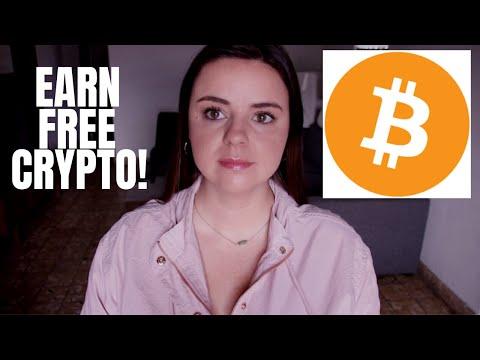 HOW TO EASILY EARN FREE CRYPTO! // BITCOIN, XLM, XTZ, DAI (COINBASE)