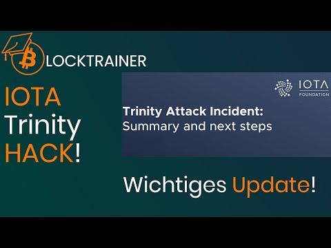 IOTA Trinity Hack – wichtiges Update und next Steps!