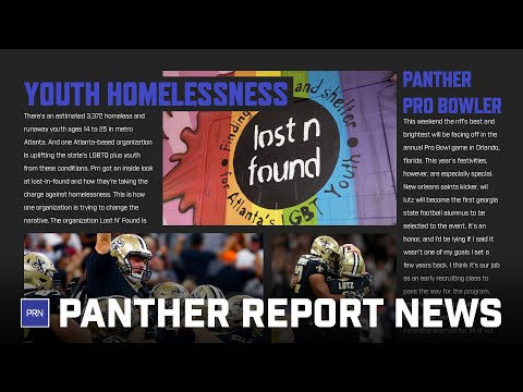 Fighting youth homelessness and Jemele Hill speaks to Georgia State: PRN S3E16