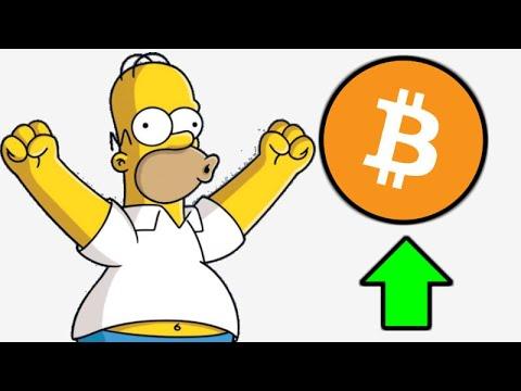 The Simpsons Crypto TV Episode Frinkcoin – Mainstream Crypto Adoption – Bitcoin Bull Run 1000 Days