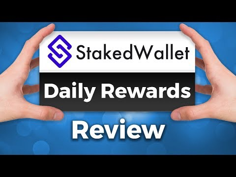 StakedWallet Review – Earn Daily Rewards for Bitcoin, Litecoin and Dogecoin