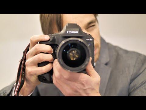 Canon EOS-1D X Mark III – jsou fotoaparáty a jsou vlajkové lodě