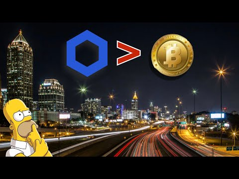 BREAKING: Is Chainlink Better than Bitcoin BTC? Simpsons & Cryptocurrency Blockchain. Cardano Fork