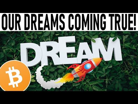 OUR CRYPTO DREAMS ABOUT TO COME TRUE! – YOUTUBE BANNING CRYPTO AGAIN! – CHAINLINK ALL TIME HIGH!