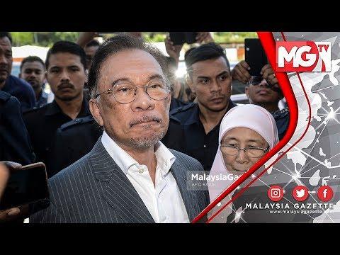 TERKINI : Ada Gerombolan Yang Mahu Rampas Kuasa – Anwar Ibrahim