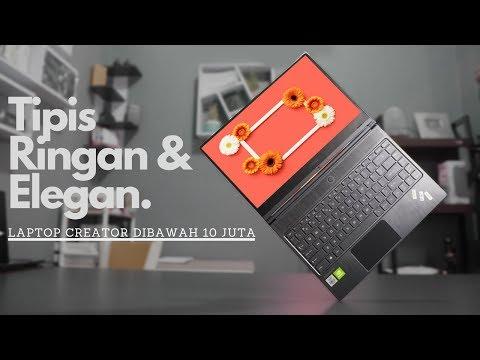 Pengen Punya Laptop Creator Yang Tipis, Enteng dan MURAH ? Ada Kok!