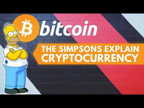 Bitcoin and Crypto Explained By The Simpsons | Drug Dealer LOSES 6000 BTC | EOS in Coinbase Trouble