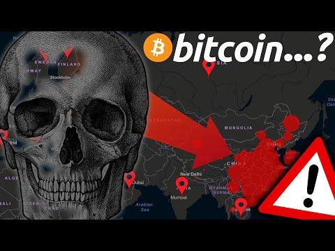 CORONAVIRUS: Einfluss auf Bitcoin, Gold und Aktien…?