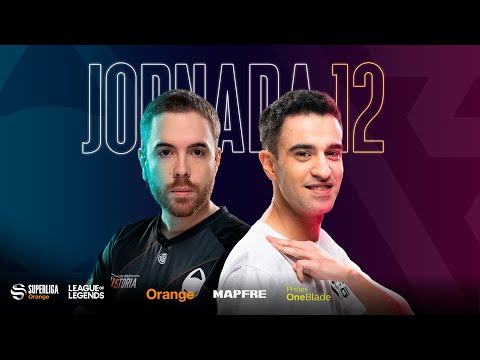 X6TENCE VS BCN SQUAD | Superliga Orange League of Legends | Jornada 12 | TEMPORADA 2020