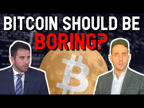 """Bitcoin should be BORING?"" 🧐Pomp breaks down crypto investing and content creation in 2020!"