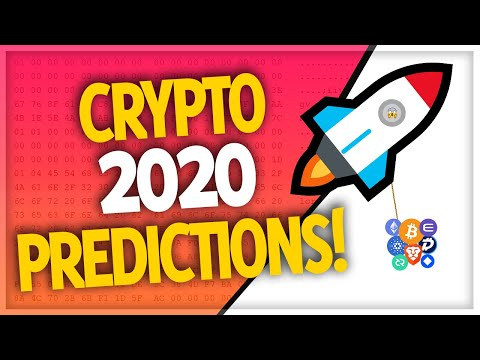 Cryptocurrency 2020 Outlook with Crypto Fiend! (BTC Liftoff?)