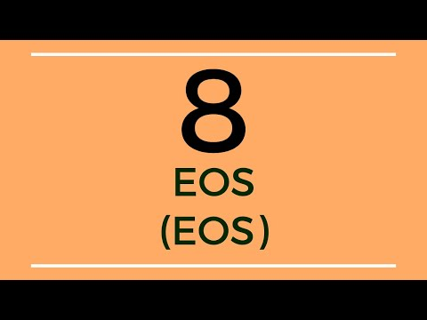 EOS Getting Yanked Down 👇 | EOS Price Prediction (24 Feb 2020)