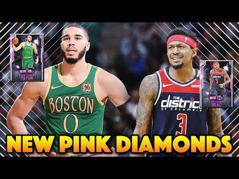 *NEW* PINK DIAMOND JAYSON TATUM, BRADLEY BEAL & CJ McCOLLUM! | NEW MOMENTS CARDS IN NBA 2K20 MyTEAM