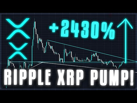 Kommt ein 2430% XRP Ripple Pump…?