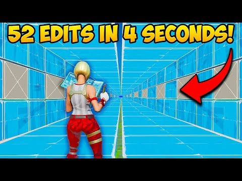 *WORLD RECORD* 52 EDITS in 4 SECONDS!! – Fortnite Funny Fails and WTF Moments! #835