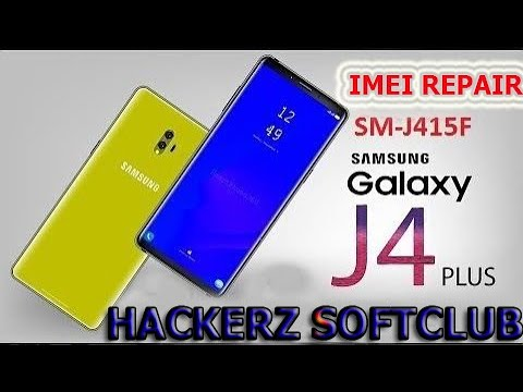 J415F IMEI Repair with QCN file | IMEI PTA APPROVED |