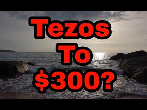 Will Tezos (XTZ) Reach $300?