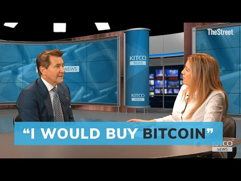 $100,000 bitcoin is not crazy talk – Robert Herjavec; coronavirus exposes economy's weakness