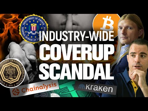 A BITCOIN Scandal You Won't BELIEVE! Ultimate Cover-Up!?