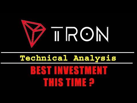 tron coin trx price drop  | TRON mainnet have exceeded 900 million    LiveDayTrader