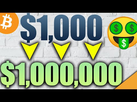 Turn $1,000 Into $1,000,000 With Crypto | Easier Than You Think!