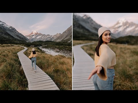 Photographing New Zealand with the CANON EOS R