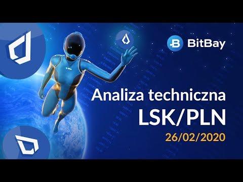 Analiza techniczna Lisk – LSK/PLN na 26/02/2020 – BitBay
